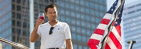 """Banker heiß auf DiCaprio-Film: Einmal """"Wolf of Wall Street"""" sein"""