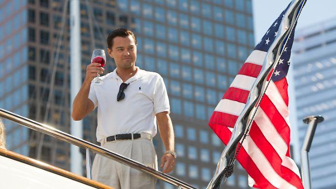 """DiCaprio zu """"The Wolf of Wall Street"""": """"Die Sex-Szenen waren irgendwann richtig widerlich"""""""