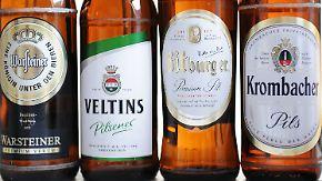Absprachen bei Bierpreisen: Beck's-Hersteller profitiert von Kronzeugen-Regelung