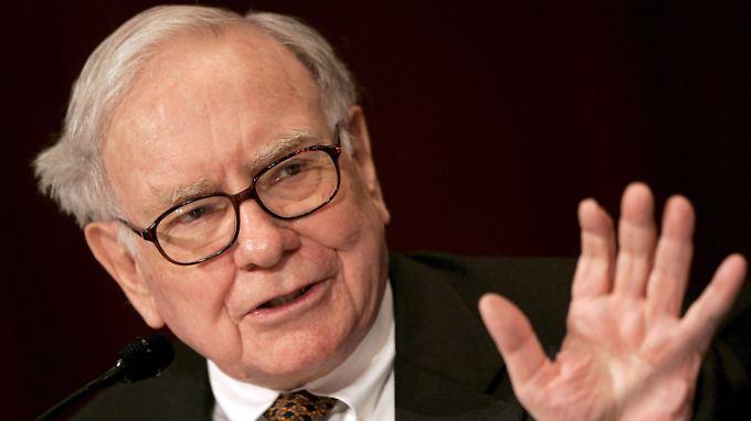 Gates und Buffet fordern auf: Milliardäre spenden Milliarden