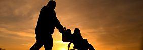 Mehr Hochs und Tiefs als Kinderlose: Eltern sind nicht unbedingt glücklicher
