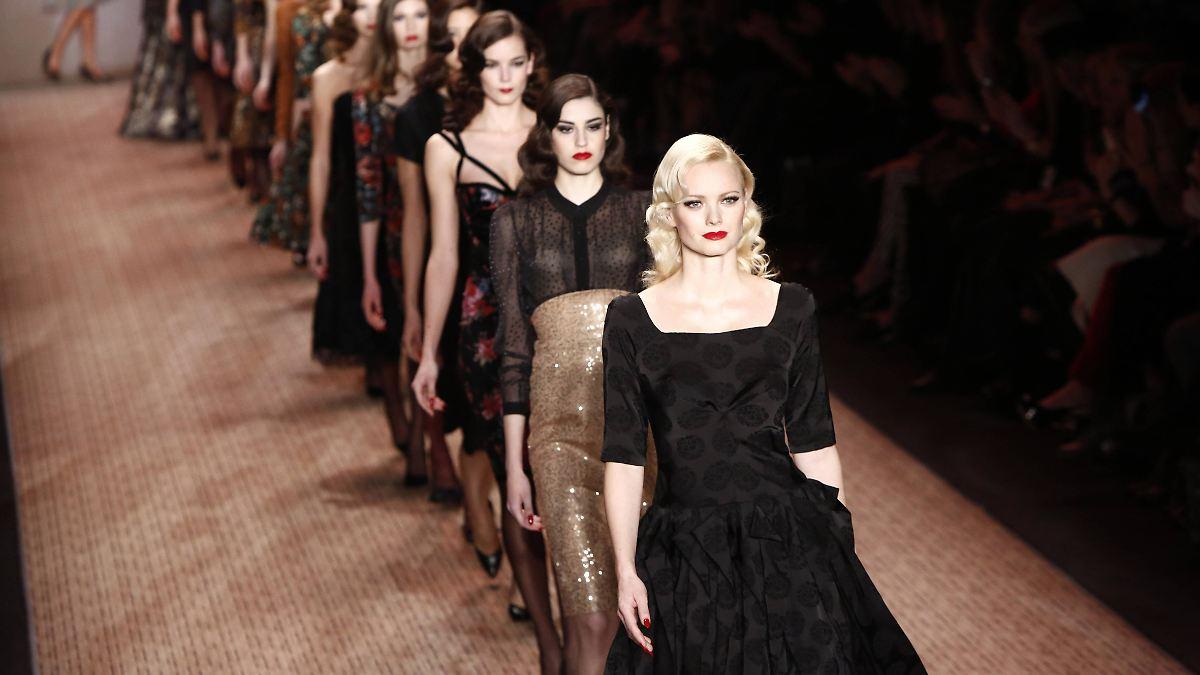 Fashionweek hat Berlin im Griff