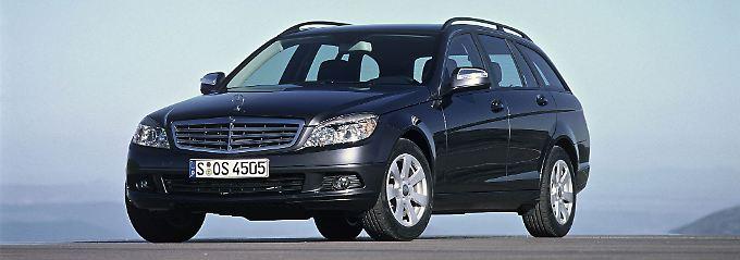 Die Mercedes C-Klasse ist weltweit beliebt, so auch das C200 CDI T-Modell.