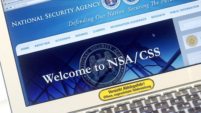 Wer oder was darf abgehört werden? Darüber soll sich der BND mit der NSA einigen.