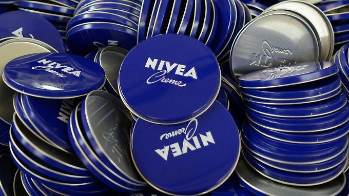Nivea-Produkte sind nach wie vor gefragt.