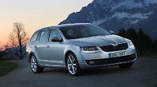 Auf Platz vier findet sich der Importschlager aus Tschechien wieder. Mit dem Skoda Octavia platziert Volkswagen gleich das dritte Modell unter den beliebtesten Autos der Deutschen.