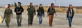 Jan van Aken berichtet von einer Reise nach Syrien: Basisdemokratie, mitten im Krieg