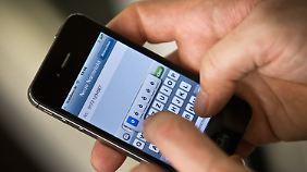 Neue Snowden-Enthüllungen: NSA sammelt fast 200 Millionen SMS pro Tag