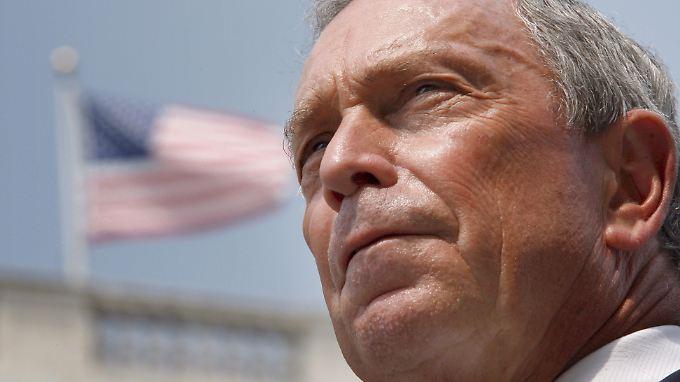 """""""Welt ein kleines Stückchen besser machen"""": Bloomberg spendet seine Milliarden"""