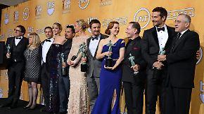 "Verleihung der SAG-Awards: Kriminalgroteske ""American Hustle"" geht auf Oscar-Kurs"