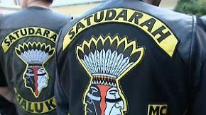 """BKA: """"Sehr gefährlich"""": Rockergruppe """"Satudarah"""" will in Deutschland Fuß fassen"""