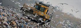 Fundgrube Müllkippe: Rohstoff-Suche im Abfall könnte sich lohnen