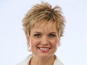 n-tv Moderatorin Carola Ferstl.