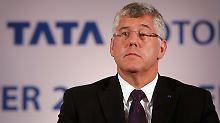 """""""Wir können Mord ausschließen"""": Tata-Chef Karl Slym ist tot"""
