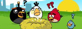 """Von """"Angry Birds"""" bis zur Smartphone-Taschenlampe: NSA und GCHQ zapfen App-Daten an"""