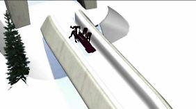 Olympia-Sportarten erklärt (2): Bob - Geschwindigkeitsrausch im Eiskanal