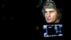 """Klitschko fordert weitere Reformen: Regierungsrücktritt ist """"erst der Anfang"""""""