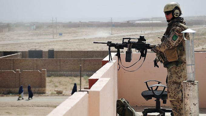 Umfrage zur Bundeswehr im Ausland: Gros der Deutschen wünscht sich Diplomatie statt Waffen