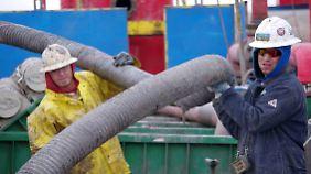 Gängige Praxis in den USA: Ist Fracking eine sinnvolle Methode für Deutschland?