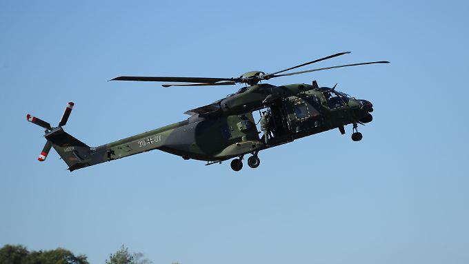Transporthubschrauber NH90