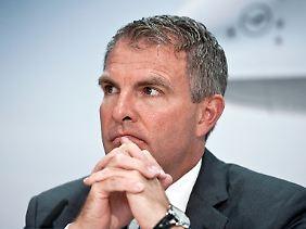 Carsten Spohr - der künftige Chef der Deutschen Lufthansa? (Archivbild)