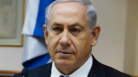 """Netanjahu betonte die """"vitalen Interessen Israels"""" - die Sicherheit seiner Bürger."""