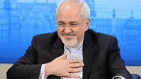 Irans Außenminister Sarif vermied in München klare Aussagen.
