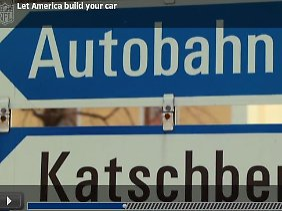 Rätselhafte Anspielung im Chrysler-Spot: Welche Rolle ausgerechnet der österreichische Katschbergpass im Werdegang des US-Autobauers spielt, beließen die Werber im Dunkeln.