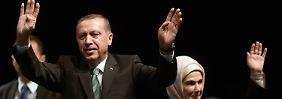 """Erdogan besucht Deutschland: """"Diese Türkei braucht die EU nicht"""""""