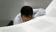 Neustart nach dem Ausverkauf in Fernost: Nikkei wagt sich satt aus der Deckung