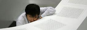 Neustart nach dem Ausverkauf: Nikkei wagt sich satt aus der Deckung