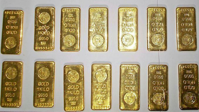 Gold war einer der großen Verlierer des vergangenen Jahres. Jetzt haben Anleger wieder Lust auf Gold.