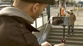 Neues Kino-Genre: Filme werden mit dem Smartphone gedreht
