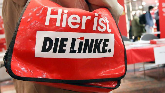 Auf dem Parteitag in Hamburg rang die Linke um ihre Positionierung - und landete in vielen Fragen eher in der politischen Mitte.