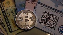 Tauschbedarf: Bitcoin-Automaten erreichen USA