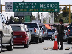 Die Grenzkontrollen sollen künftig zügiger vollzogen werden.