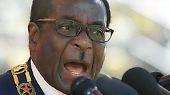 """""""Ich bin Christus überlegen"""": Robert Mugabe, der greise Herrscher Simbabwes"""