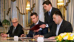 Vorsichtige Hoffnung keimt auf: Einigung im Ukraine-Konflikt scheint zum Greifen nah