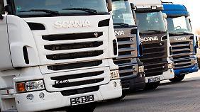 6,7 Milliarden Euro sind VW die restlichen Scania-Anteile wert.
