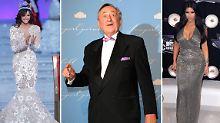 Lugner nimmt gleich zwei Frauen zum Opernball: Miss World im Schatten von Kardashian?