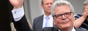 "NPD verklagt Gauck wegen ""Spinner""-Äußerung: ""Nicht sehr präsidial, aber unabdingbar"""