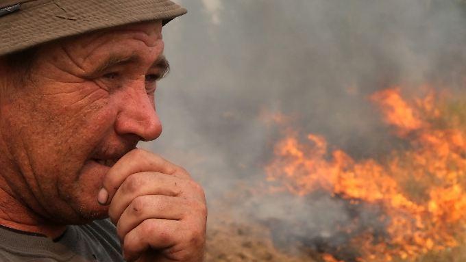 Keine Entwarnung in Russland: Brände nähern sich Atomzentrum