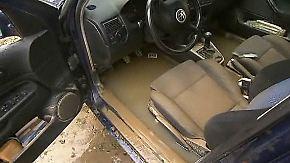 Aufräumarbeiten in Görlitz: Autobesitzer sind sauer