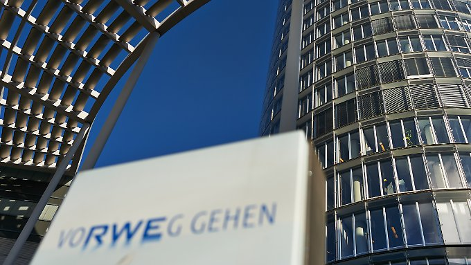 RWE-Tower in Essen.