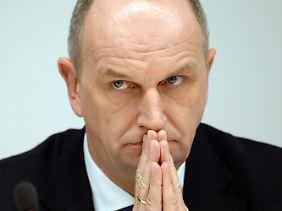Brandenburgs Ministerpräsident Dietmar Woidke.