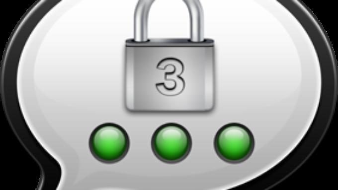 Zeigt Threema drei grüne Punkte an, ist ein Kontakt absolut sicher.