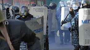 Unter Lebensgefahr auf dem Maidan: US-Fotograf wird zum Dokumentator der Gewalt