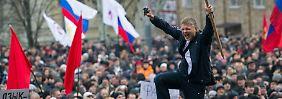 Unruhen in Charkiw, Donezk, Odessa: Mehrere pro-russische Großdemos im Osten der Ukraine