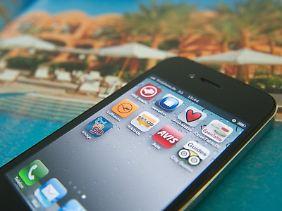 Häufig werden Reisen online gebucht. Ein Grund: die günstigen Angebote von Bloggern.