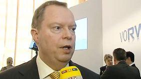 """RWE-Chef Terium im Interview: """"Sparen ist keine Strategie"""""""